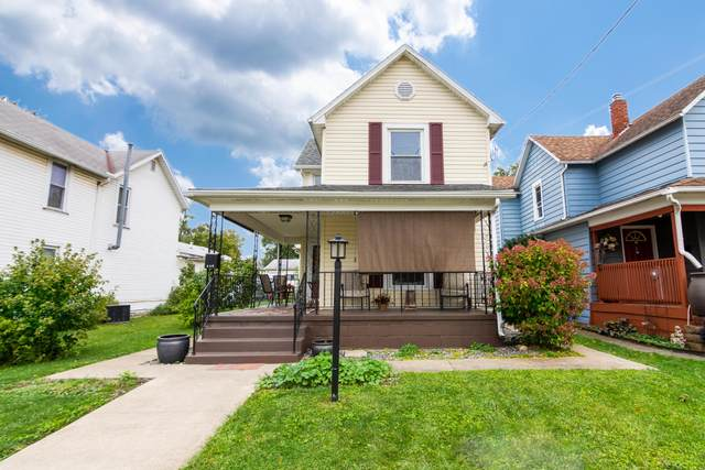 440 Blaine Avenue, Marion, OH 43302 (MLS #220034610) :: Exp Realty