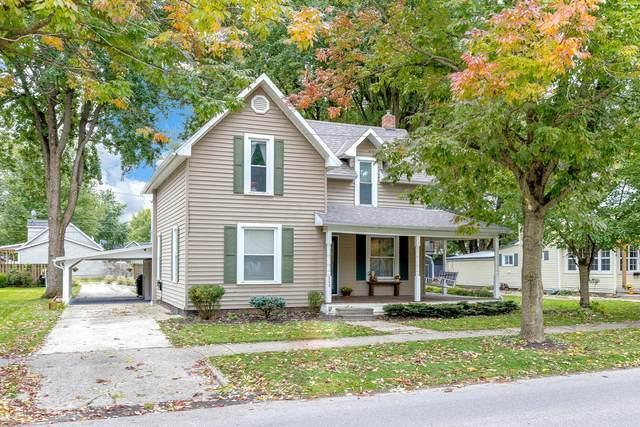 208 E Blagrove Street, Richwood, OH 43344 (MLS #220034814) :: MORE Ohio