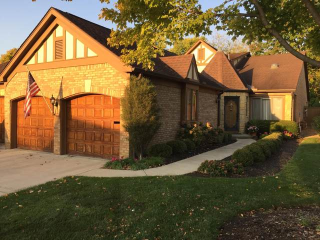 3341 Mansion Way, Columbus, OH 43221 (MLS #220034828) :: The Jeff and Neal Team | Nth Degree Realty