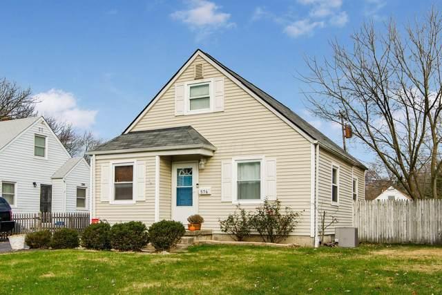 576 Chatham Road, Columbus, OH 43214 (MLS #220035281) :: Core Ohio Realty Advisors