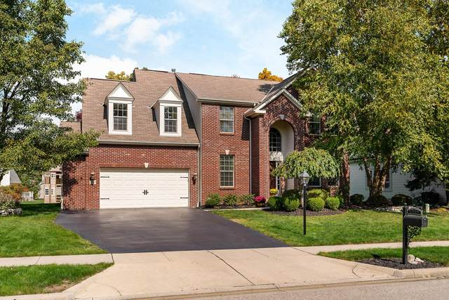 2583 Pleasant Colony Drive, Lewis Center, OH 43035 (MLS #220035822) :: Berkshire Hathaway HomeServices Crager Tobin Real Estate
