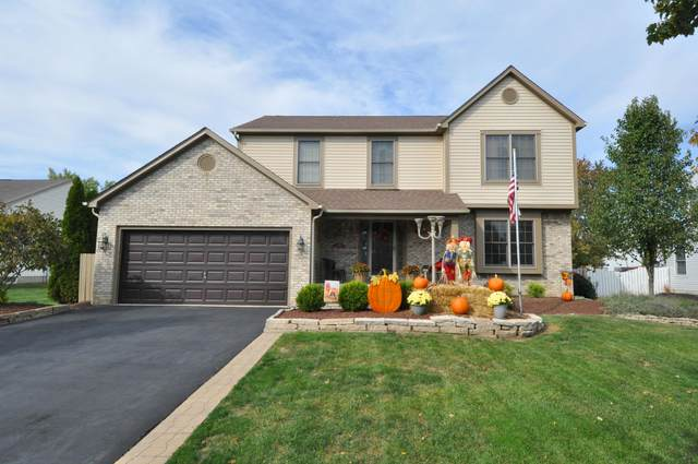 536 W River Drive, Grove City, OH 43123 (MLS #220035831) :: Exp Realty