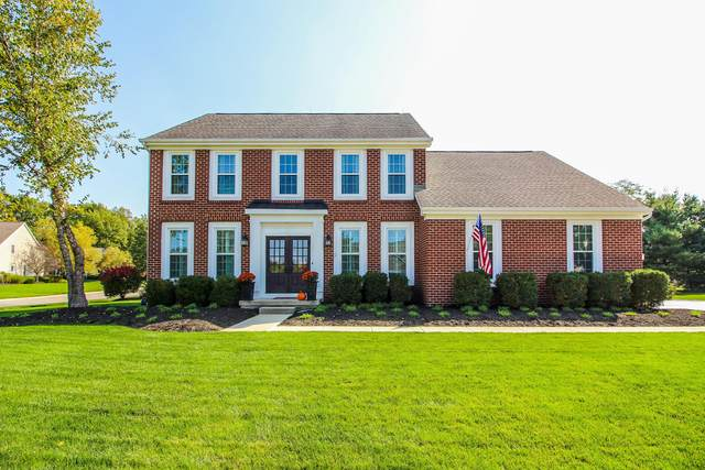 492 Ely Court S, Powell, OH 43065 (MLS #220035936) :: CARLETON REALTY