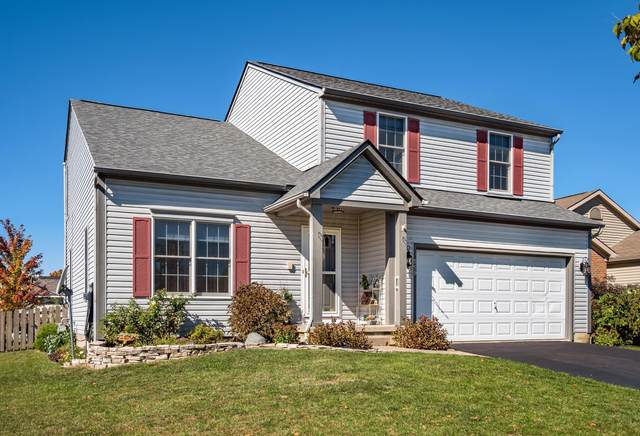 3559 Bluff Gap Drive, Grove City, OH 43123 (MLS #220036302) :: Exp Realty