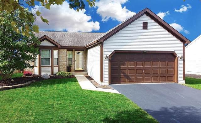 9109 Longstone Drive, Lewis Center, OH 43035 (MLS #220036324) :: Core Ohio Realty Advisors
