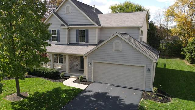 5677 Stockton Way, Dublin, OH 43016 (MLS #220036418) :: CARLETON REALTY