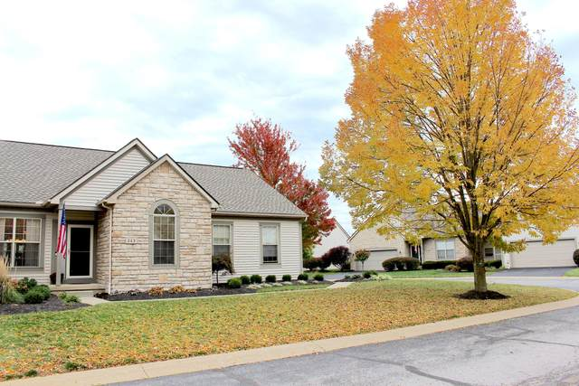 212 Pebble Creek Drive, Etna, OH 43062 (MLS #220036572) :: Berkshire Hathaway HomeServices Crager Tobin Real Estate