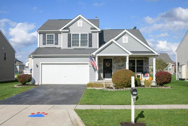 482 Triple Crown Way, Marysville, OH 43040 (MLS #220036958) :: 3 Degrees Realty