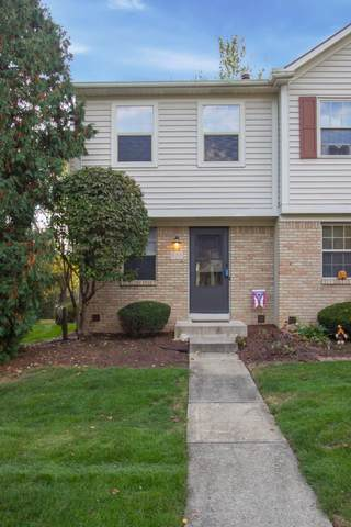 509 Fox Trail Circle E 34-509, Westerville, OH 43081 (MLS #220037502) :: Dublin Realty Group