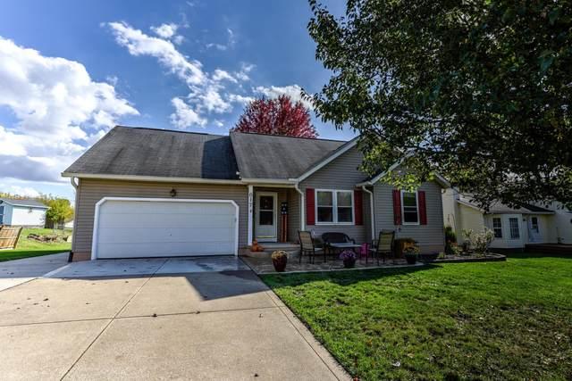 617 Fulla Lane, Heath, OH 43056 (MLS #220037505) :: The Holden Agency
