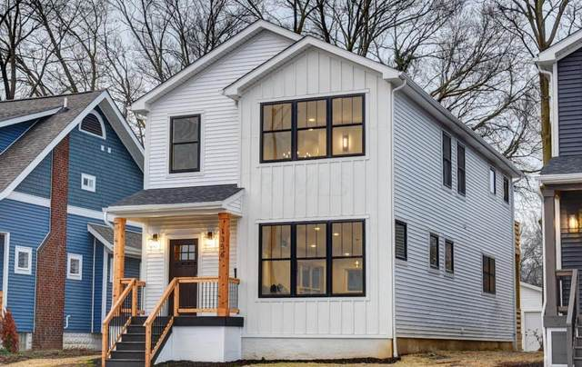 1356 Cole Street, Columbus, OH 43205 (MLS #220037564) :: Berkshire Hathaway HomeServices Crager Tobin Real Estate
