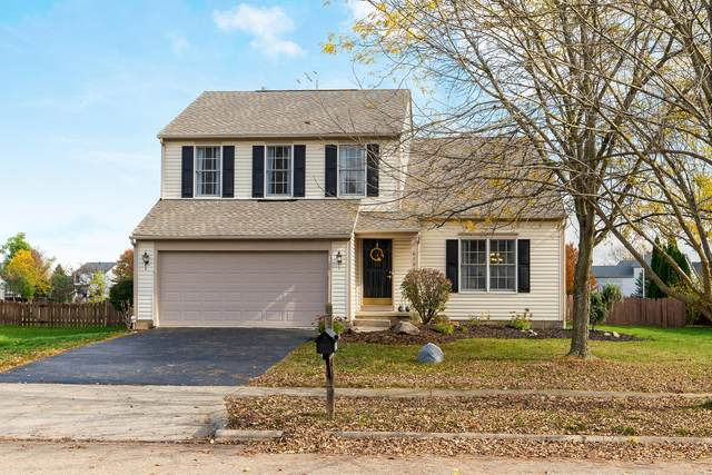 6701 Collingwood Drive, Westerville, OH 43082 (MLS #220037587) :: 3 Degrees Realty