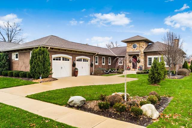 7110 Tuscany Drive, Dublin, OH 43016 (MLS #220037614) :: MORE Ohio