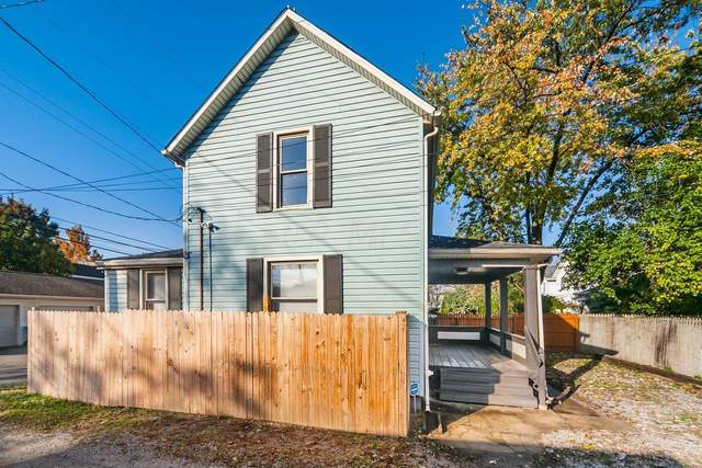 333 E Gates Street (Rear), Columbus, OH 43206 (MLS #220037626) :: The Holden Agency