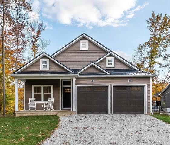 7326 State Route 19 Unit 10 Lot 186, Mount Gilead, OH 43338 (MLS #220037627) :: The Willcut Group