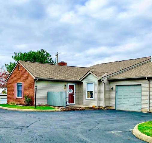 406 Lebon Drive, Sunbury, OH 43074 (MLS #220037796) :: The Clark Group @ ERA Real Solutions Realty