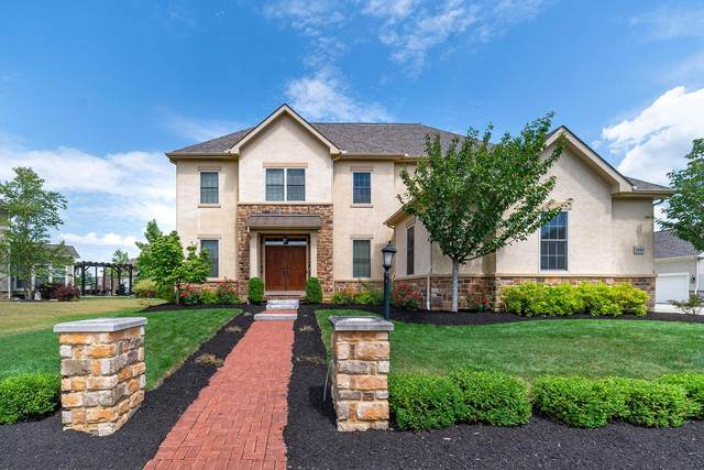 6869 Enfield, Dublin, OH 43017 (MLS #220038176) :: The Willcut Group