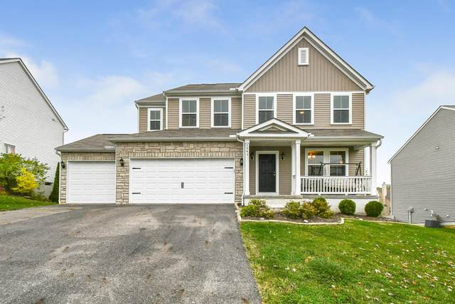 7541 Jenkins Drive, Canal Winchester, OH 43110 (MLS #220038222) :: Angel Oak Group