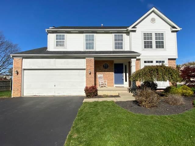 5270 Gladstone Place, Hilliard, OH 43026 (MLS #220038357) :: Angel Oak Group