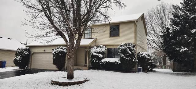 372 Pathfinder Drive, Reynoldsburg, OH 43068 (MLS #220038412) :: Berkshire Hathaway HomeServices Crager Tobin Real Estate