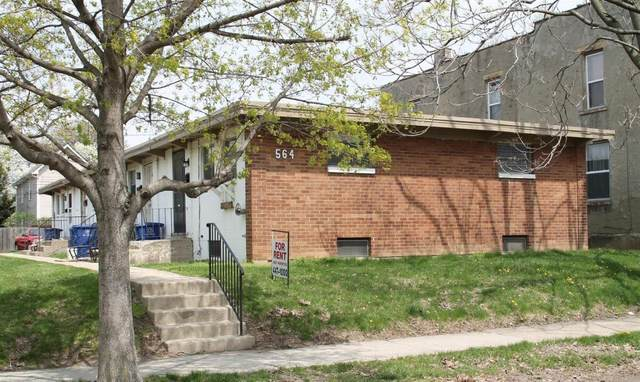 564 W 2nd Avenue, Columbus, OH 43201 (MLS #220039085) :: Core Ohio Realty Advisors