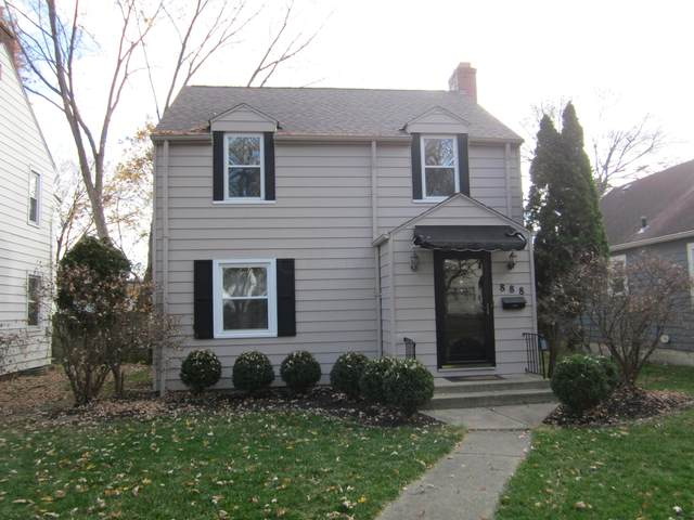 888 Grandon Avenue, Columbus, OH 43209 (MLS #220039748) :: Angel Oak Group