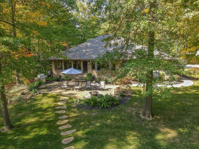140 Woodland Drive, Powell, OH 43065 (MLS #220039799) :: Angel Oak Group
