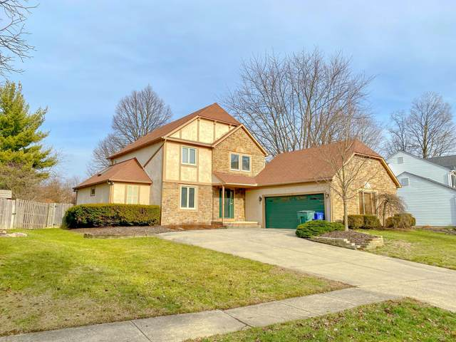 1478 Buck Trail Lane, Worthington, OH 43085 (MLS #220040122) :: Shannon Grimm & Partners Team