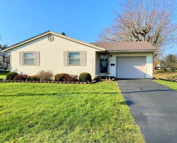 1039 Revere Drive, Marion, OH 43302 (MLS #220040150) :: The Holden Agency