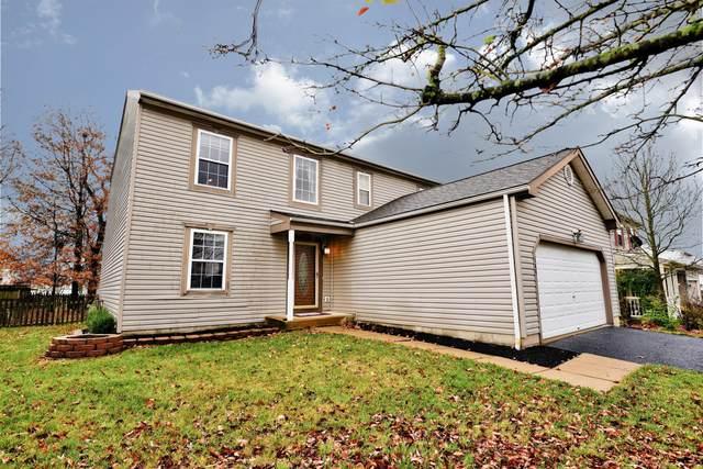 148 Kettering Bend, Delaware, OH 43015 (MLS #220040454) :: Berkshire Hathaway HomeServices Crager Tobin Real Estate