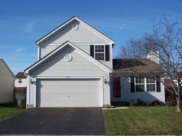 853 Wallinger Drive, Galloway, OH 43119 (MLS #220040800) :: Angel Oak Group