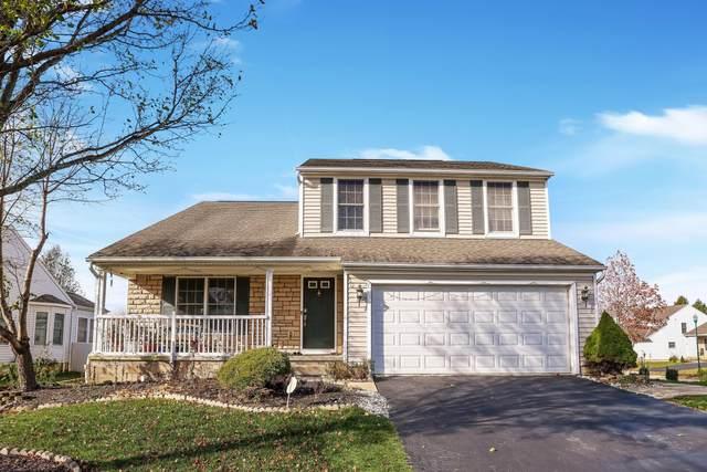 1209 Reserve Drive, Reynoldsburg, OH 43068 (MLS #220041043) :: 3 Degrees Realty