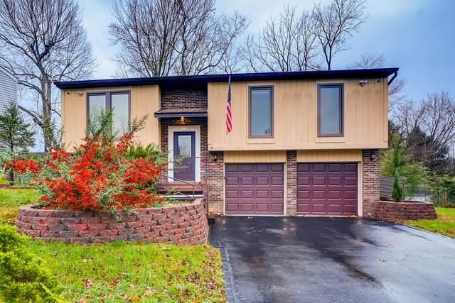 3701 Creek Ridge Court, Gahanna, OH 43230 (MLS #220041217) :: The Raines Group