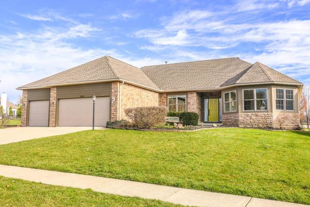 13314 Silver Brook Drive, Pickerington, OH 43147 (MLS #220041420) :: Signature Real Estate