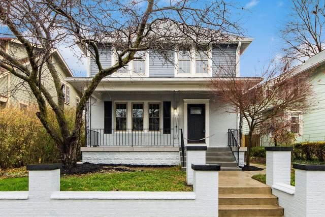 218 E Moler Street, Columbus, OH 43207 (MLS #220041446) :: Berkshire Hathaway HomeServices Crager Tobin Real Estate