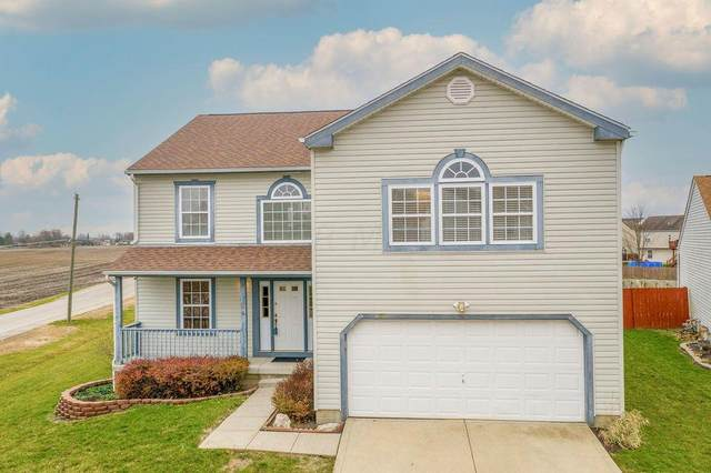 892 Meadow Downs Trail, Galloway, OH 43119 (MLS #220041453) :: Berkshire Hathaway HomeServices Crager Tobin Real Estate