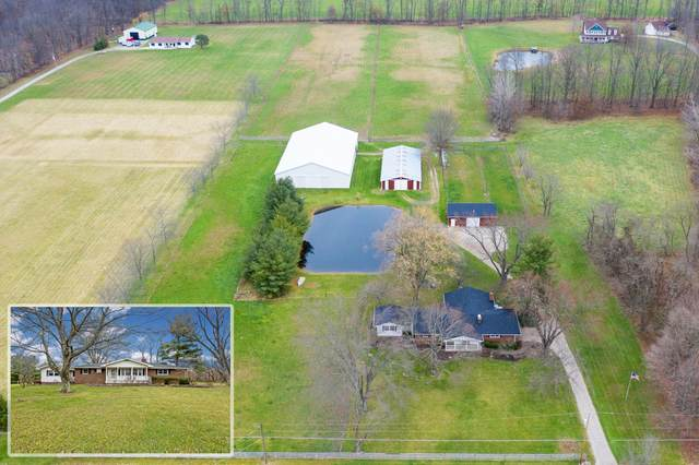 6961 Dustin Road, Galena, OH 43021 (MLS #220041618) :: Signature Real Estate