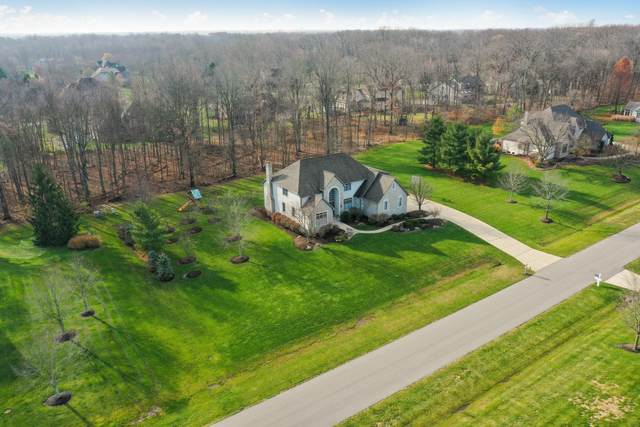 1879 Sherborne Lane, Powell, OH 43065 (MLS #220041632) :: The Raines Group