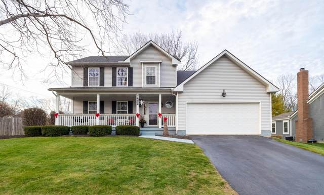 3552 Smiley Road, Hilliard, OH 43026 (MLS #220041887) :: Exp Realty