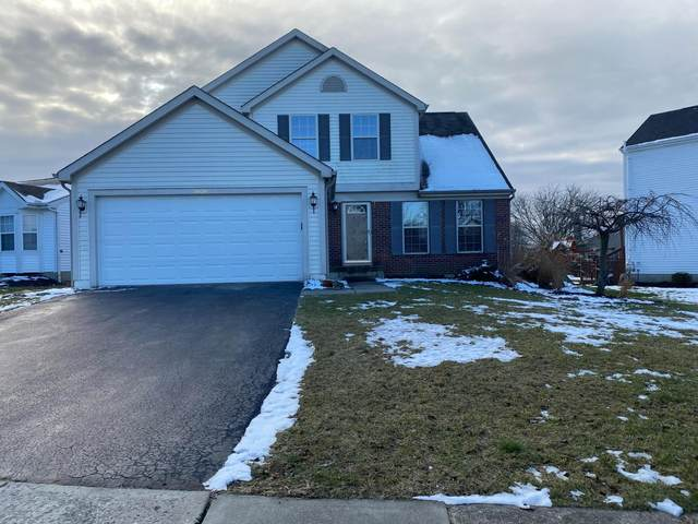 5609 Blandon, Columbus, OH 43230 (MLS #220042068) :: Berkshire Hathaway HomeServices Crager Tobin Real Estate