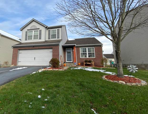 5512 Meadow Passage Drive, Canal Winchester, OH 43110 (MLS #220042297) :: Berkshire Hathaway HomeServices Crager Tobin Real Estate