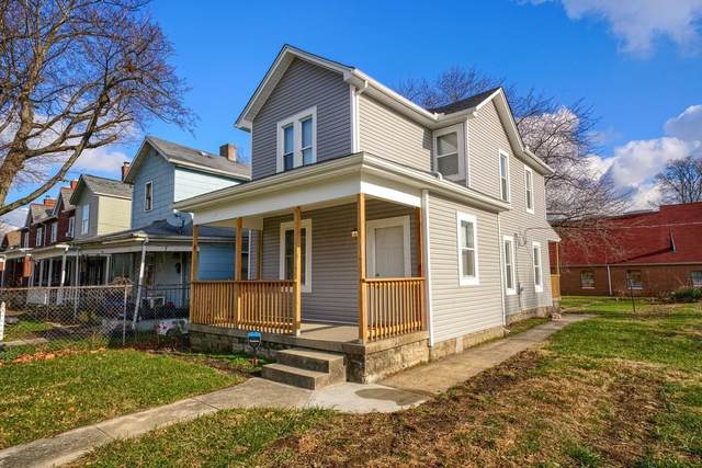 582 Seymour Avenue, Columbus, OH 43205 (MLS #220042335) :: HergGroup Central Ohio
