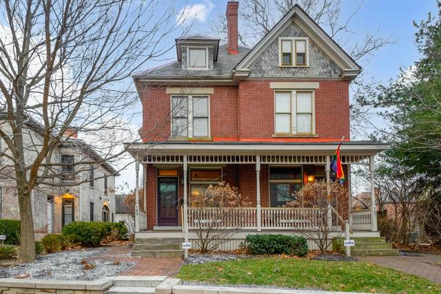 149 E 1st Avenue, Columbus, OH 43201 (MLS #220042412) :: Core Ohio Realty Advisors