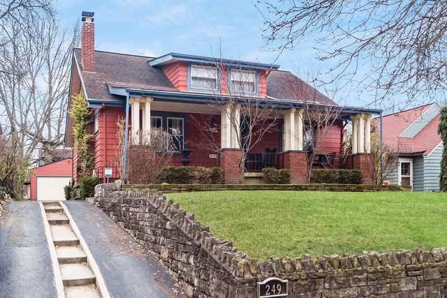 249 E Dunedin Road, Columbus, OH 43214 (MLS #220042834) :: Berkshire Hathaway HomeServices Crager Tobin Real Estate