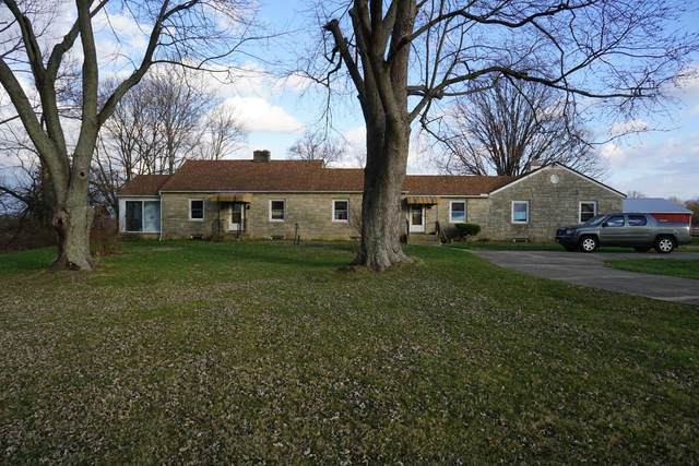 6160 Lithopolis Winchester Road, Canal Winchester, OH 43110 (MLS #220042958) :: CARLETON REALTY