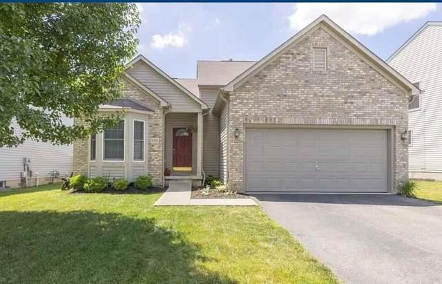 5331 Rifle Drive, Canal Winchester, OH 43110 (MLS #220043160) :: Berkshire Hathaway HomeServices Crager Tobin Real Estate