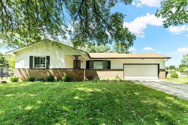 3722 Florian Drive, Columbus, OH 43219 (MLS #220043341) :: The Holden Agency