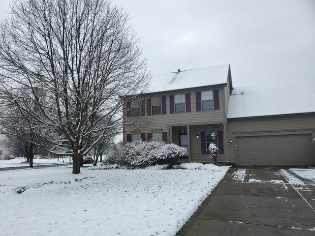 737 Cherry Hill Drive, Pickerington, OH 43147 (MLS #220043518) :: Berkshire Hathaway HomeServices Crager Tobin Real Estate