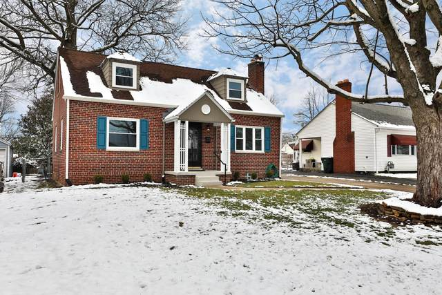 3019 Kenlawn Street, Columbus, OH 43224 (MLS #220043611) :: Berkshire Hathaway HomeServices Crager Tobin Real Estate