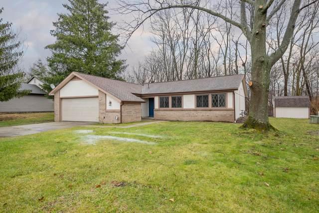 8101 Priestley Drive, Reynoldsburg, OH 43068 (MLS #220043812) :: Berkshire Hathaway HomeServices Crager Tobin Real Estate